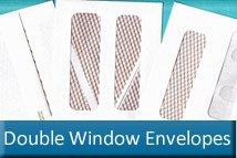 Double Window Envelopes – Window Envelopes