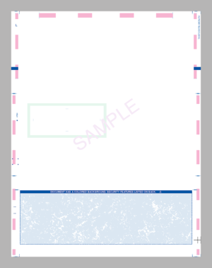Letter ps forms stock checks letter c fold blank form one blue blockout and window wlpscstkwdos thecheapjerseys Images