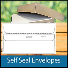 Self-Seal Envelopes – Self Seal Window Envelopes