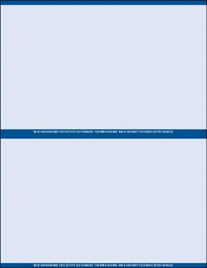 Blue 2 up sheet Laser RX sheet